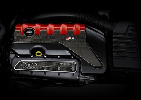 Audi TT RS Prueba 31