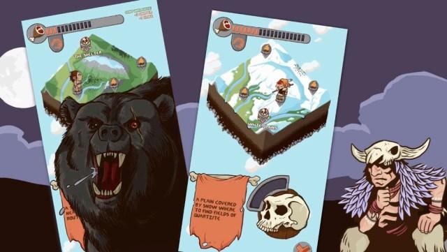 Ancestors: Historias de Atapuerca, así es el juego de divulgación sobre arqueología disponible en iOS℗ y Android