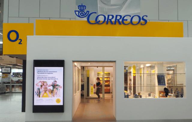 Telefónica se alía con Correos para prometer los servicios de fibra y terminal de O2℗ en 2.400 oficinas