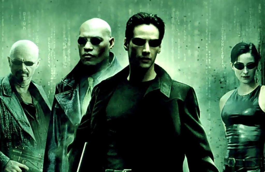 Inteligencia artificial en Matrix: