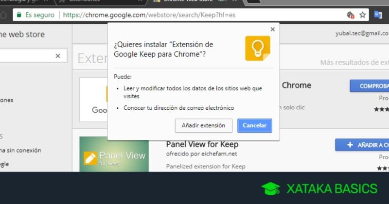 Qué peligros pueden tener las extensiones de terceros para browser y como evitarlos