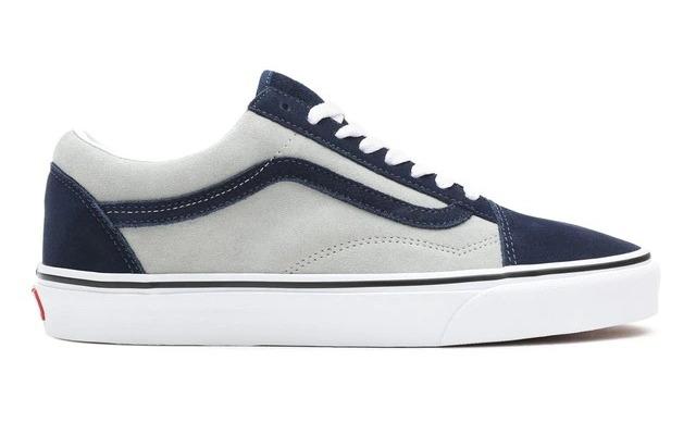 Men's Old Skool 2tones Suede Vans Casual Shoes