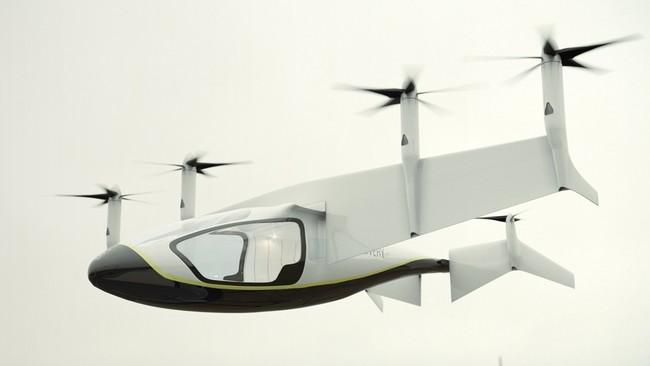 Permalink to Rolls-Royce anuncia su concepto de coche volador: 400 km/h, autonomía de 800 km, y posible llegada en 2020