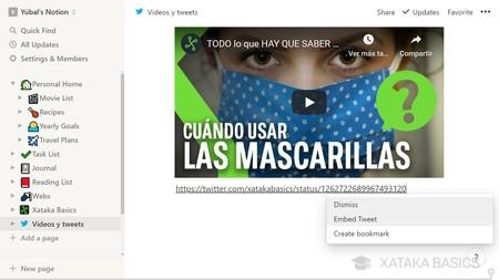 Insertar Video Tweet