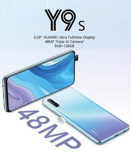 Huawei Y9s Poster
