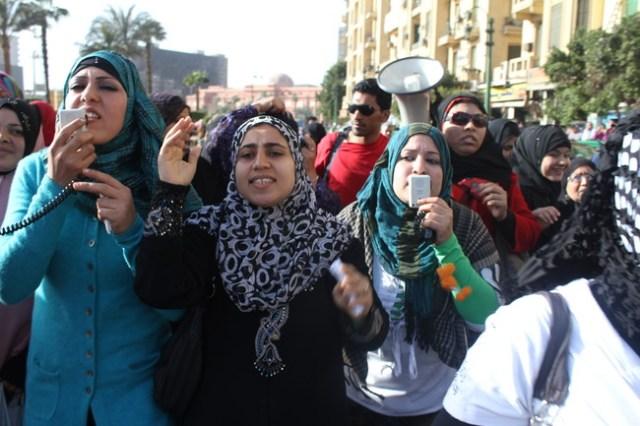 International Women S Day In Egypt Flickr Al Jazeera English 113
