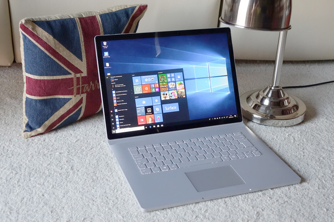 Surface Book 2 15