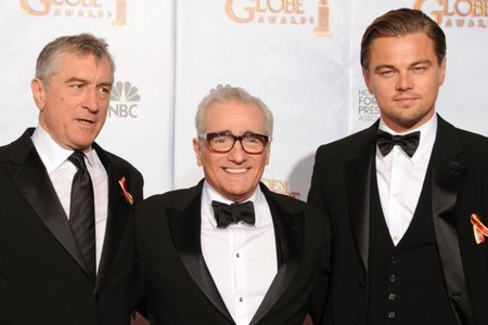 Scorsese Dicaprio Gibson