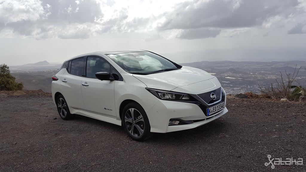 Permalink to Nissan LEAF segunda generación, probamos el coche eléctrico que quiere seguir siendo el más vendido