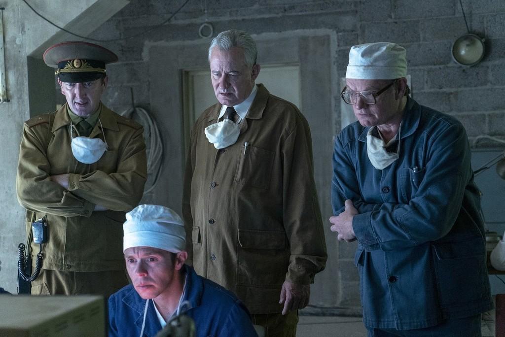 En esta web puedes descargar gratis los guiones originales de 'Chernobyl' y de varias películas