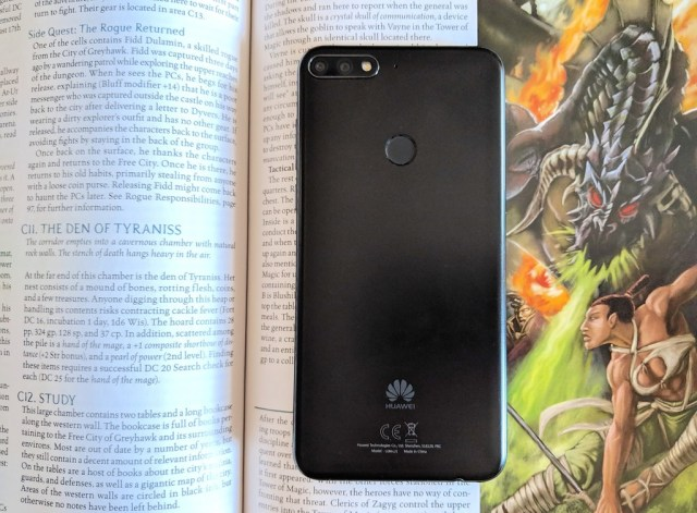 Huawei Y7 Nota