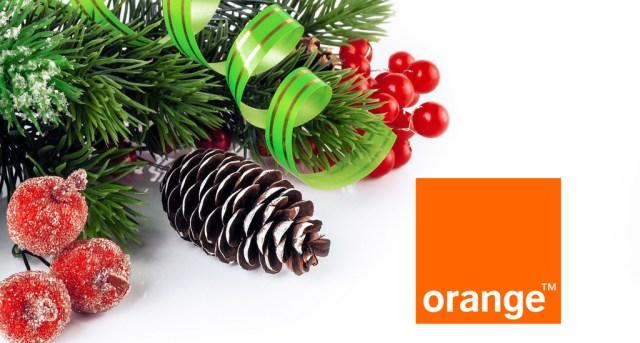 Orange regala hasta 15(quince) GB de datos en sus tarifas prepago por Navidad