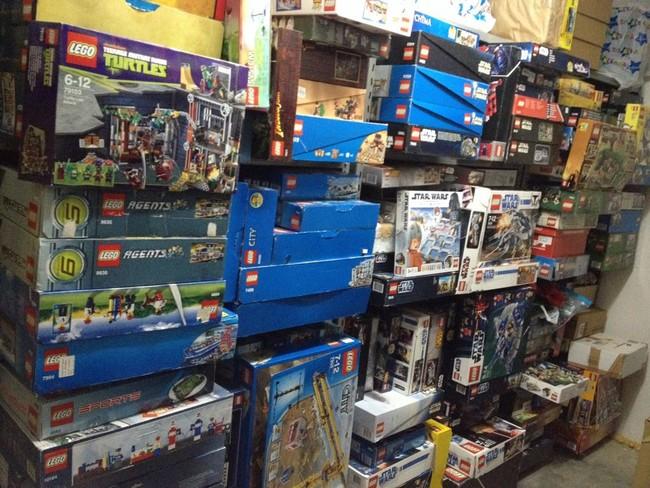 Coleccion Lego Carlos