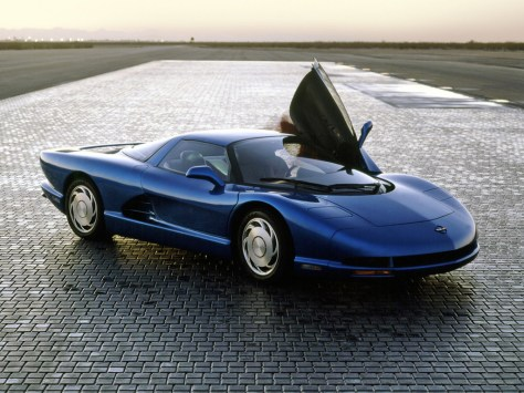Corvette CERV III