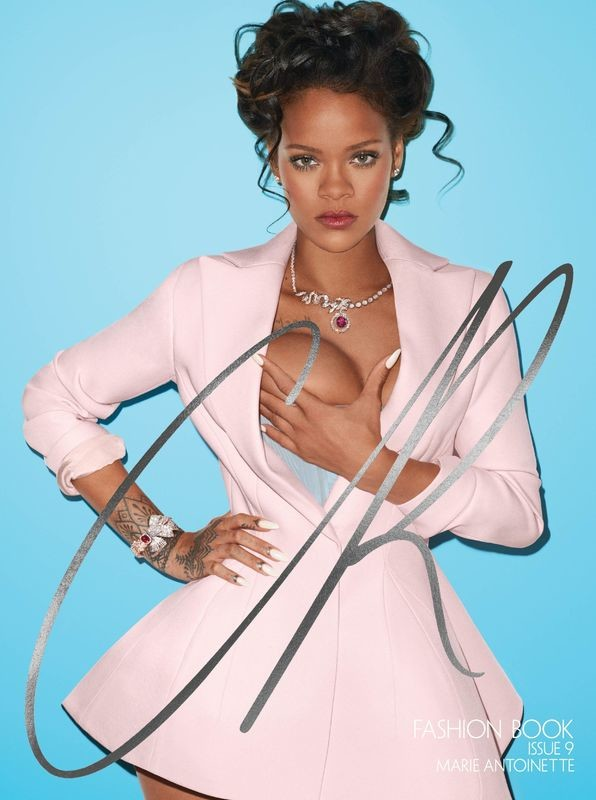 CR Fashion Book No.9: Rihanna