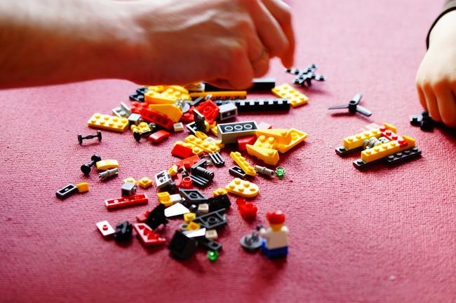 Lego-construcciones