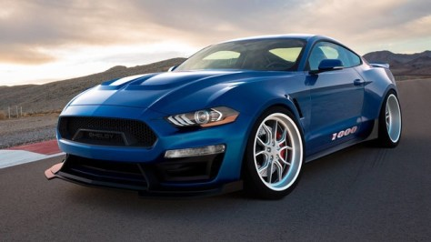 Mustang Shelby 1000