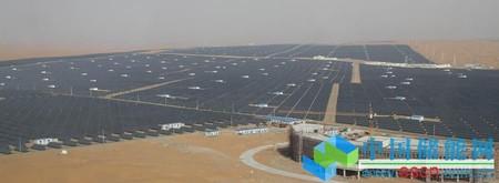 Tengger Desert Solar Park1