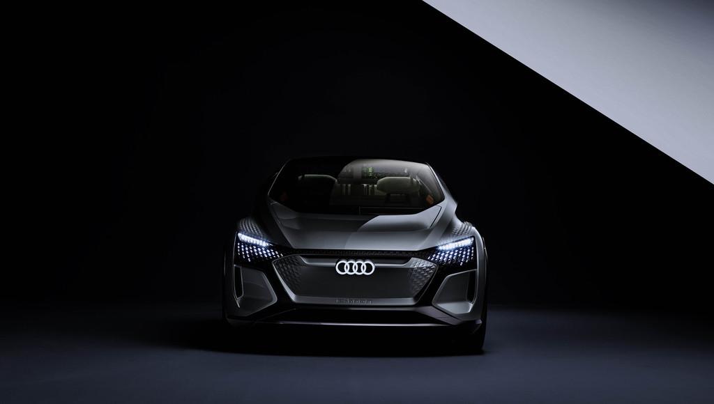 Audi AI:ME, un coche eléctrico y autónomo que quiere ser el transporte para las megaciudades del futuro