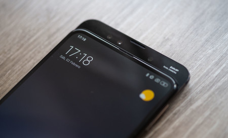 Xiaomi Mi Mix 3 Pantalla 01