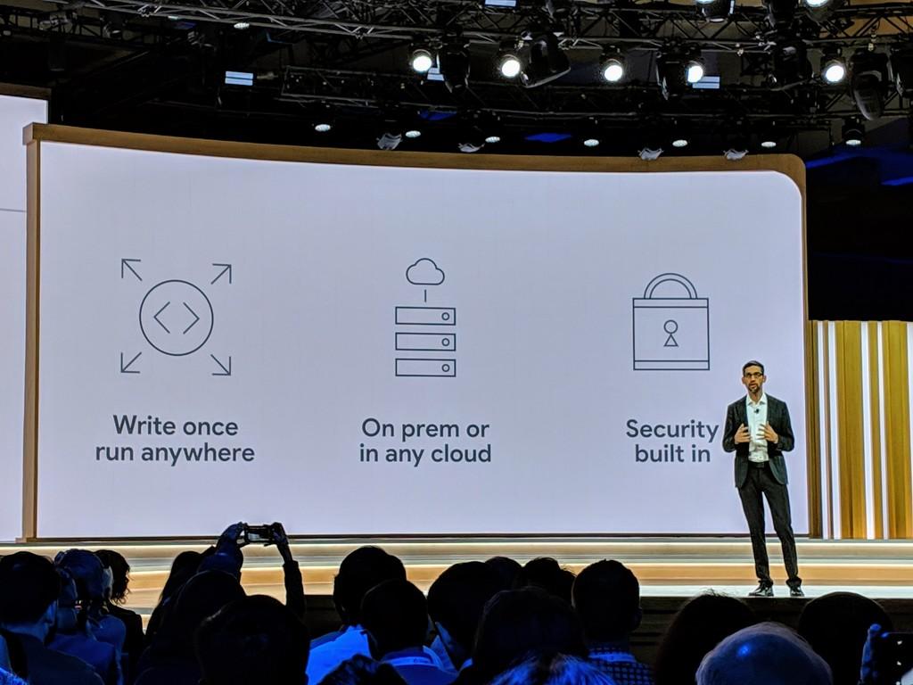 Permalink to Los cuatro motivos con los que Google Cloud quiere arrebatar el control de la nube a AWS y Azure