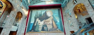 El Teatro-Museo Dalí como nunca lo habías visto: el recorrido virtual más surrealista