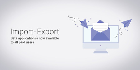 Protonmail Import Export Beta 1