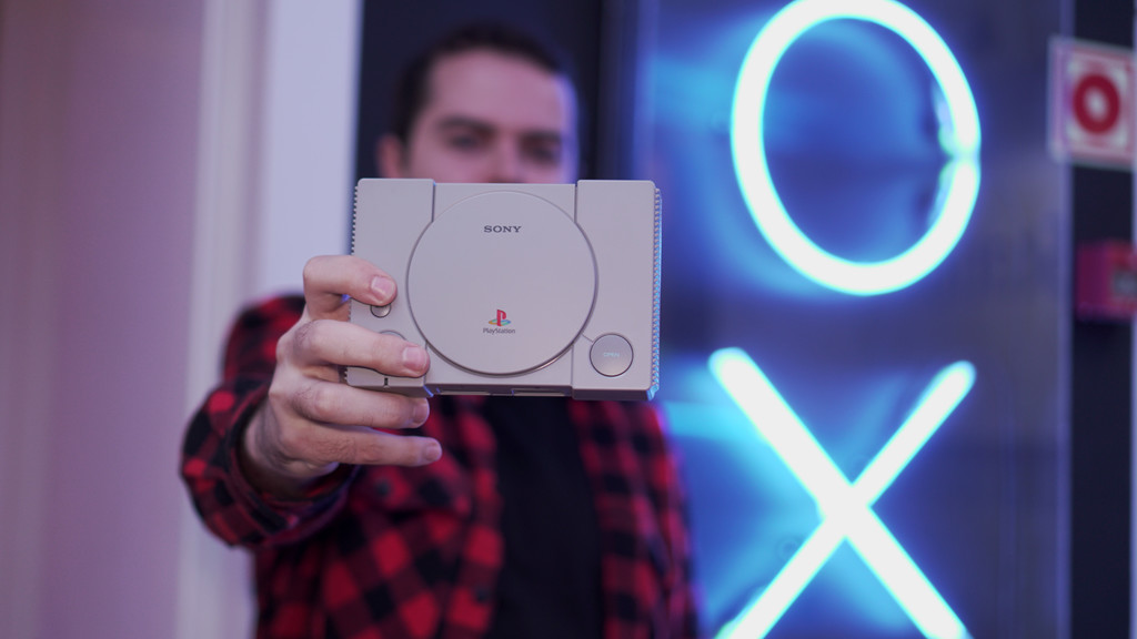 PlayStation Classic, primeras impresiones: un diminuto mazo que golpea resistente con mas de 20 años de nostalgia