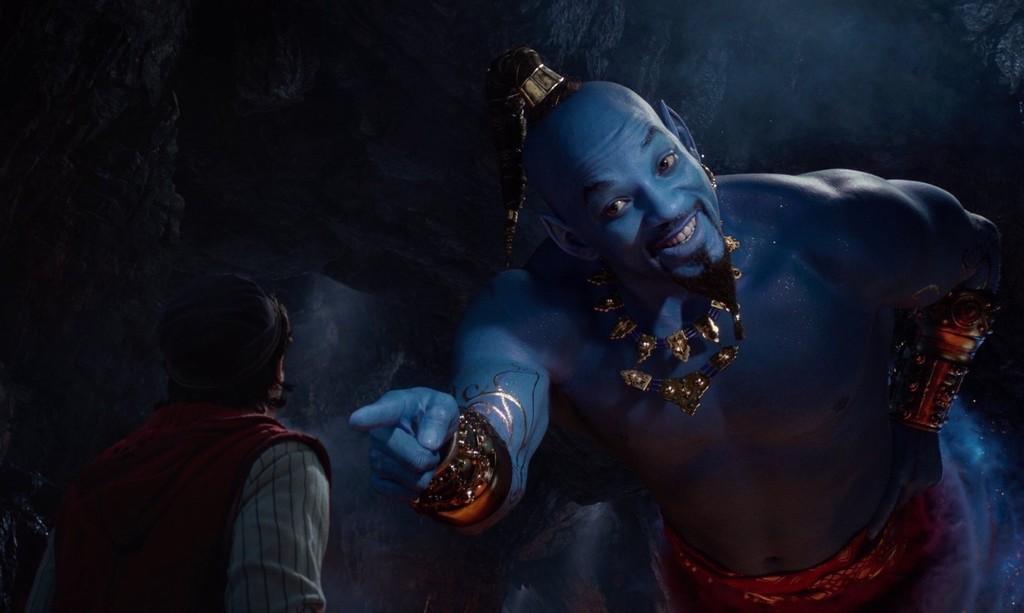 Permalink to 'Aladdin' estrena nuevo tráiler donde aparece cómo será el Genio protagonizado por Will Smith