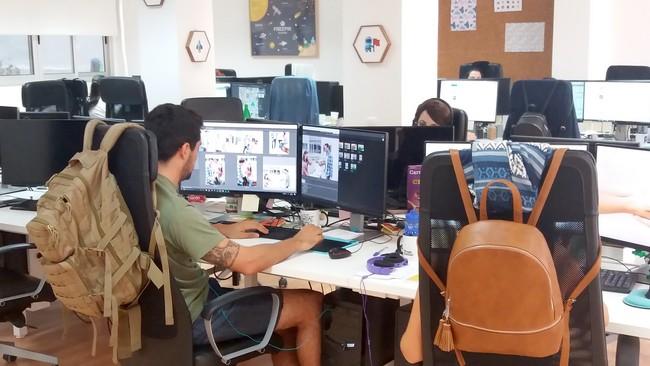 """Permalink to Freepik, la web """"made in Málaga"""" de contenidos para diseñadores que factura 1,2 millones de euros al mes"""