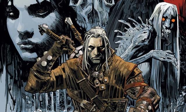 Geralt de Rivia The Witcher