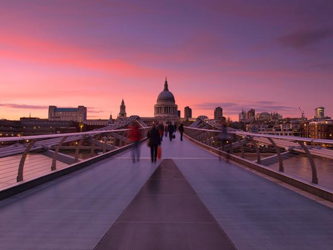 Puente Millenium Londres