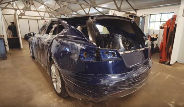 Model S 3