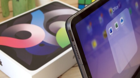 Ipad Air 2020 Review Analisis Espanol Xataka Boton Touch Id