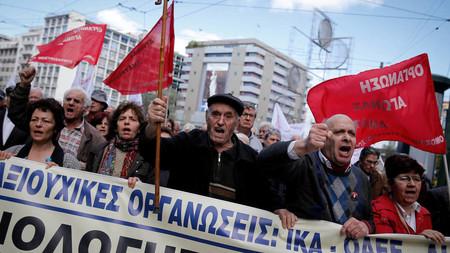 Grecia Fin Del Rescate Que Salvo A Un Pais Y Arruino A Una Nacion
