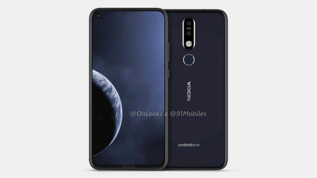 Nokia además se sumará a los moviles con agujero en la pantalla, segun OnLeaks