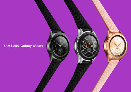 Samsung Galaxy Watch Diseno