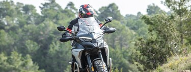 We tested the Ducati Multistrada V4: the trail of the future convinces with 170 hp, MotoGP heritage and double radar with extra safety