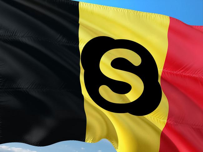 Belgica Skype