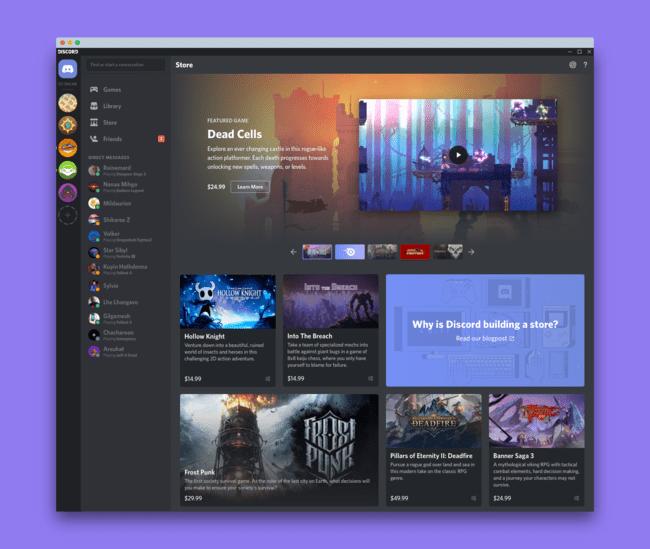 Permalink to Discord también va a vender videojuegos, abren la primera beta de su tienda que tendrá clásicos y exclusivos