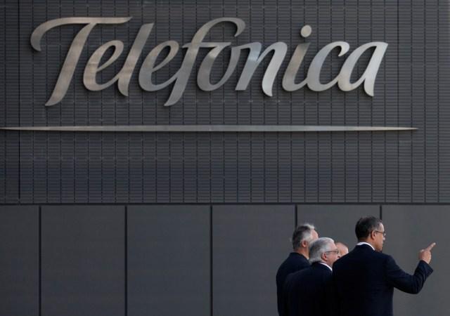 Telefónica frena sus ingresos y reduce el ingreso medio por cliente, pero tiene buenas expectativas