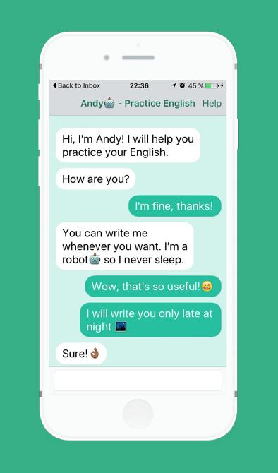 Bots Ingles
