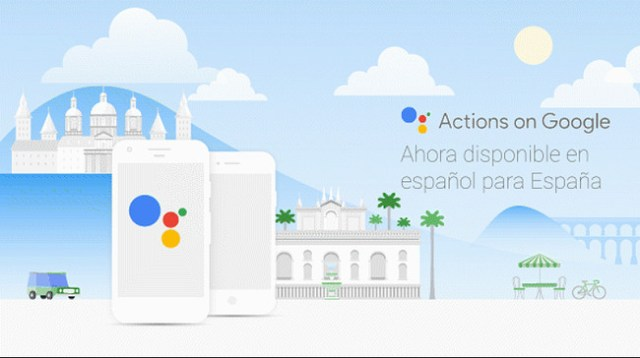 Actions On Google Spanish