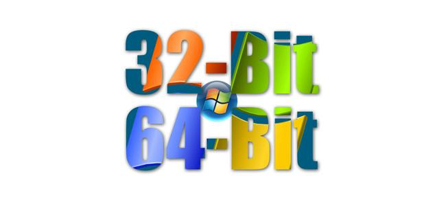 32 Bit Vs 64 Bit
