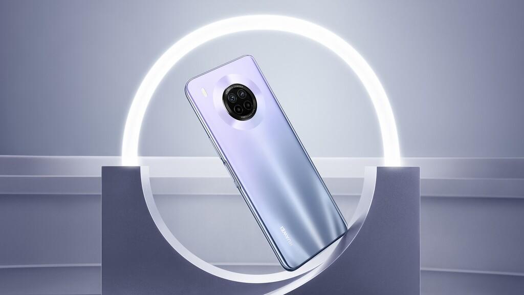 Huawei Y9A llega a México: el diseño del Mate 30 llega a la gama media con todo y cámara retráctil, lanzamiento y precio oficial