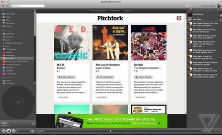 Spotify 2011