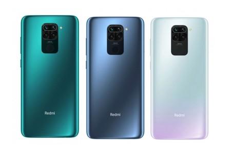 Redmi Note 9 Farben
