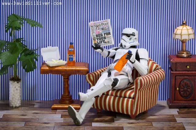Star Wars Photography David Gilliver 2