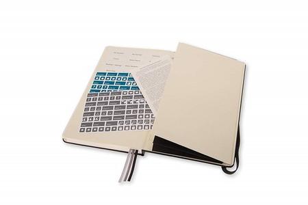 Moleskine cuaderno de libros 2