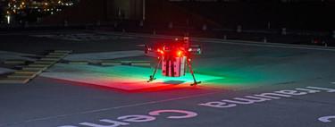 Por primera vez, un dron ha entregado con éxito un órgano para un trasplante